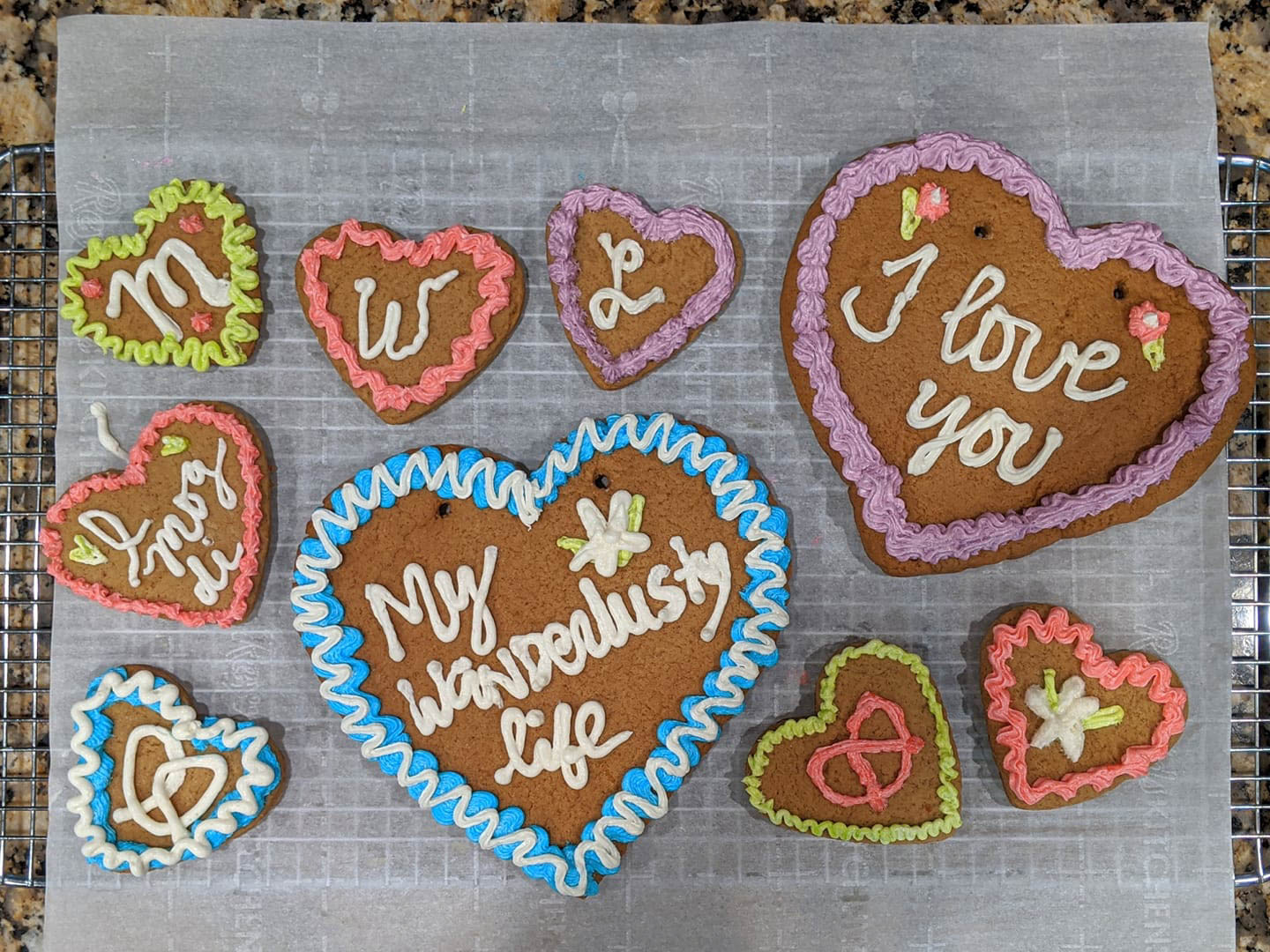 How to throw an Oktoberfest Party at home: what kind of food to serve, gingerbread hearts, lebkuchenherzen