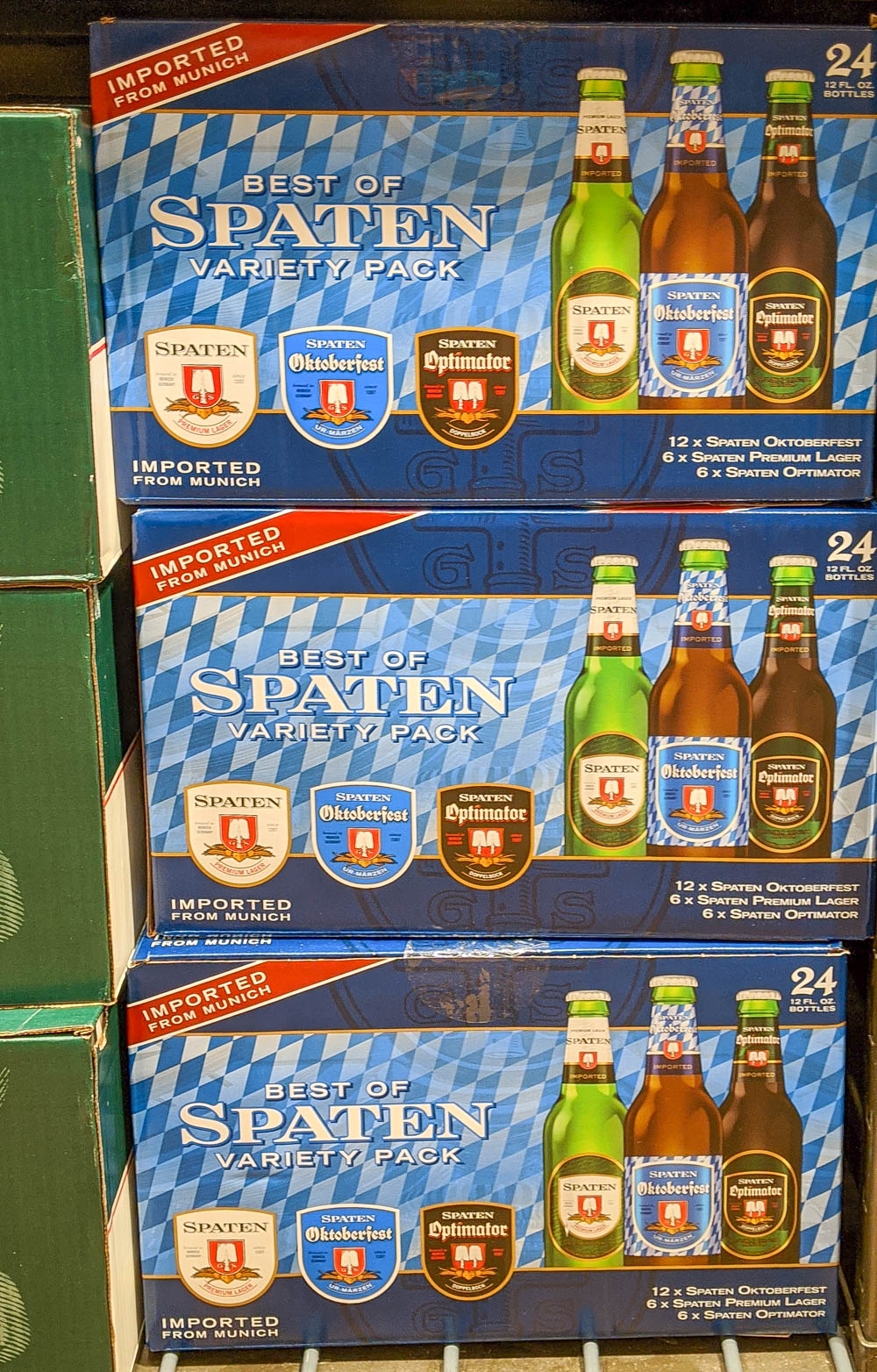 Oktoberfest party beer: What kind of beer to serve at your oktoberfest party   Spaten variety pack