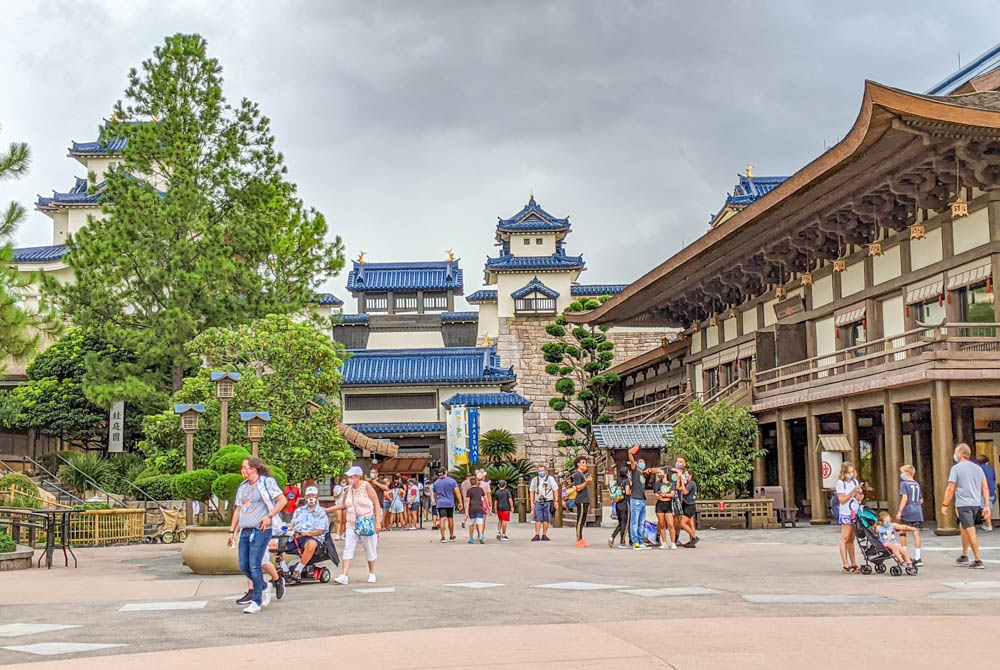 Visiting Disney World During the Pandemic: Everything You're Dying to Know | Disney World in 2020, what it's like to visit disney world right now. | Epcot Japan