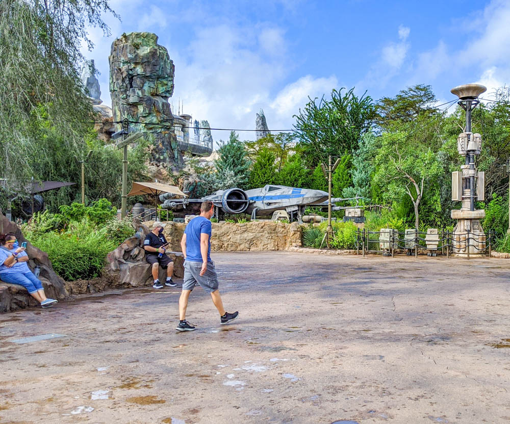 Visiting Disney World During the Pandemic: Everything You're Dying to Know | Disney World in 2020, what it's like to visit disney world right now. | Star Wars: Galaxy's Edge at Hollywood Studios