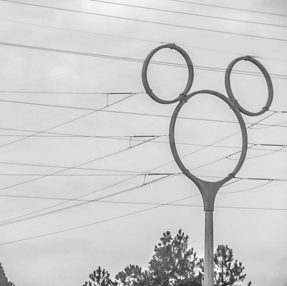 Visiting Disney World During the Pandemic: Everything You're Dying to Know | Disney World in 2020, what it's like to visit disney world right now. | power lines