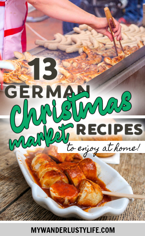 13 German Christmas Market Foods You Can Enjoy At Home (w/ Recipes!)
