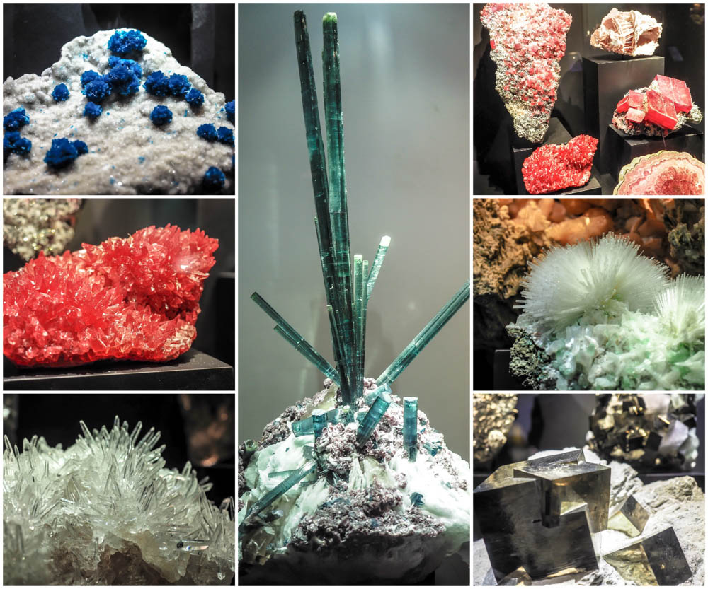 7 Worthwhile Ways to Spend a Weekend in Dallas, Texas | Perot Museum of Nature and Science, gems and minerals