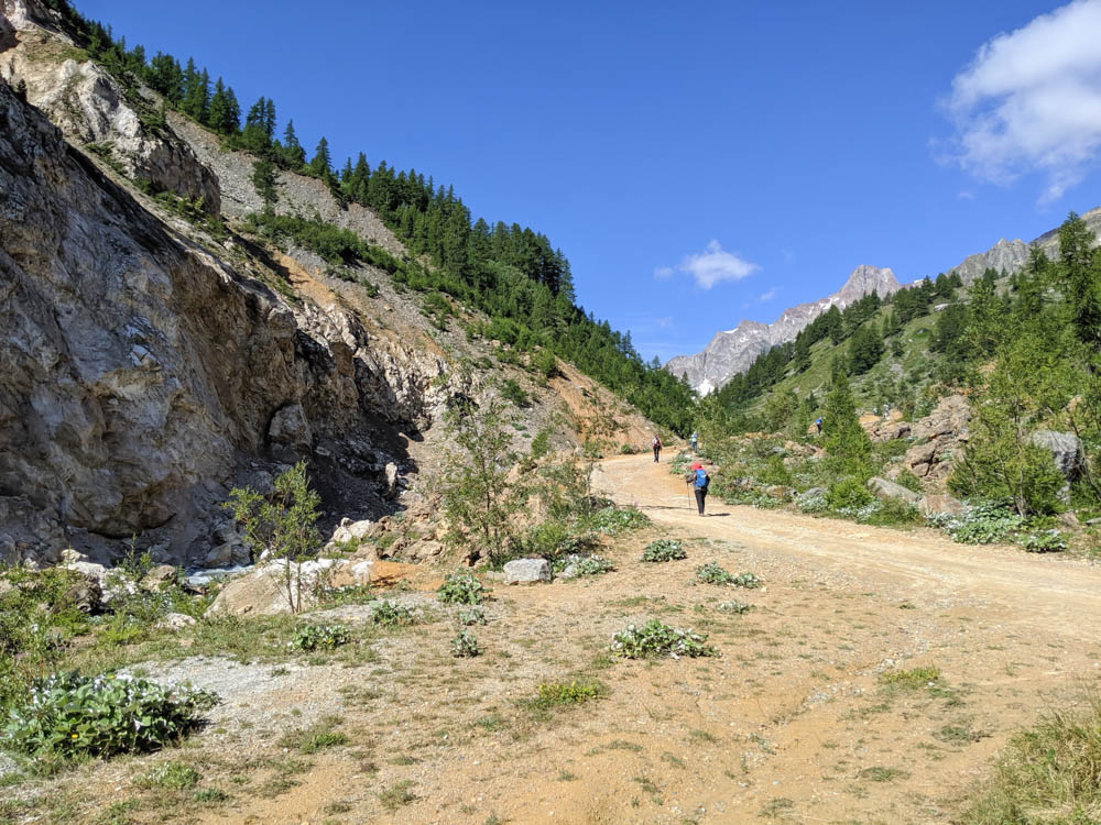 hiking in courmayeur italy | Must-Have Travel Safety Items: 17 Essentials for Your Travel Safety Kit | Travel health and safety | solo female travel safety