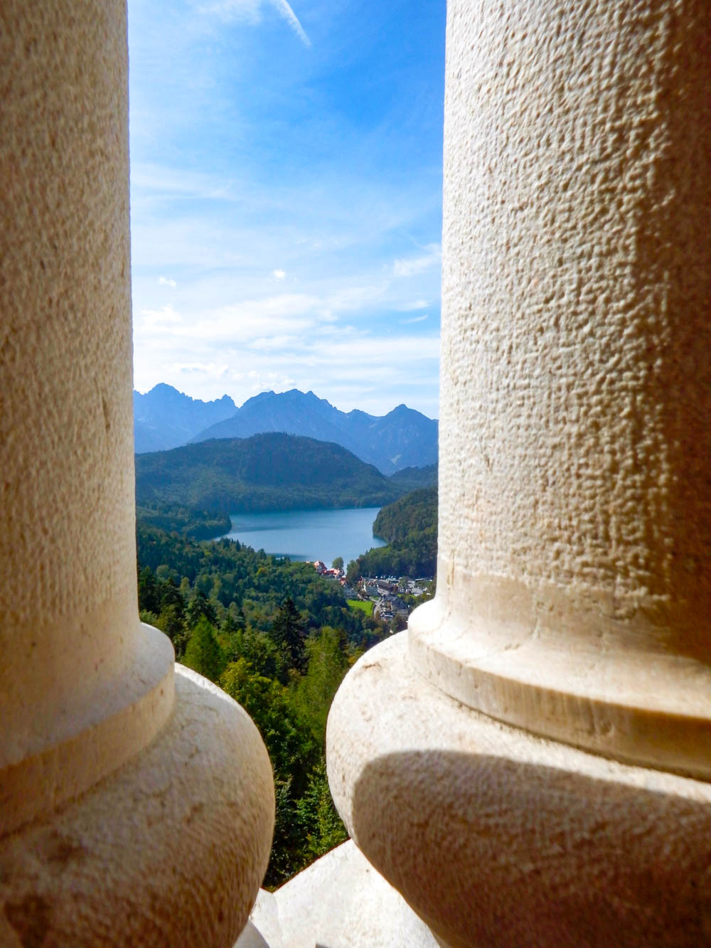 lake view | 10 Crucial Tips to Visit Neuschwanstein Castle Skillfully and Worry-Free | Tips for visiting Neuschwanstein Castle in Bavaria, Germany | Neuschwanstein Castle tour tickets