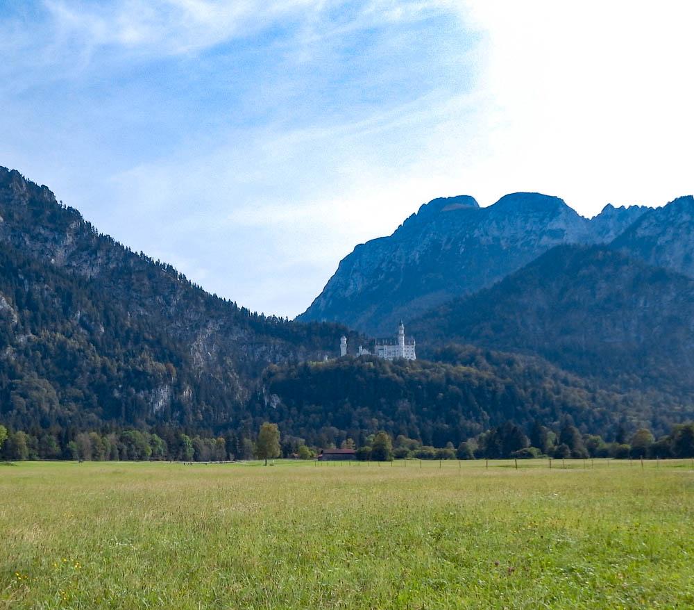 Approaching Neuschwanstein Castle | 10 Crucial Tips to Visit Neuschwanstein Castle Skillfully and Worry-Free | Tips for visiting Neuschwanstein Castle in Bavaria, Germany | Neuschwanstein Castle tour tickets