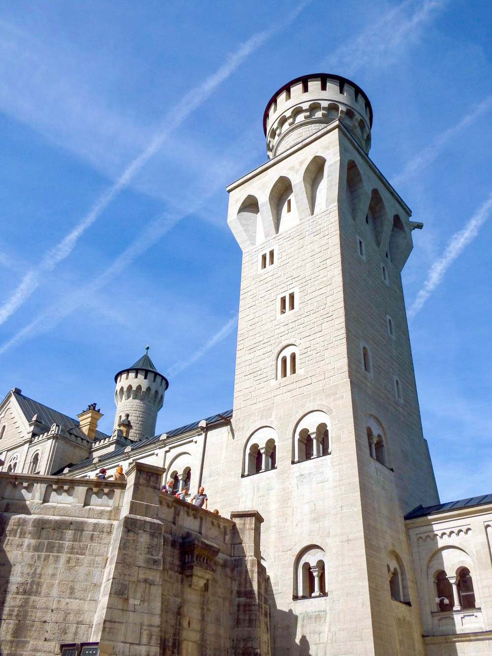 turret | 10 Crucial Tips to Visit Neuschwanstein Castle Skillfully and Worry-Free | Tips for visiting Neuschwanstein Castle in Bavaria, Germany | Neuschwanstein Castle tour tickets