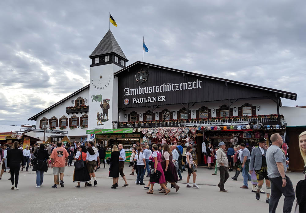 Armbrustschützenzelt   Will Oktoberfest 2021 take place? Is Oktoberfest 2021 going to be canceled? All the info you need to know like what to do, how to plan ahead, official announcements out of Munich, Germany
