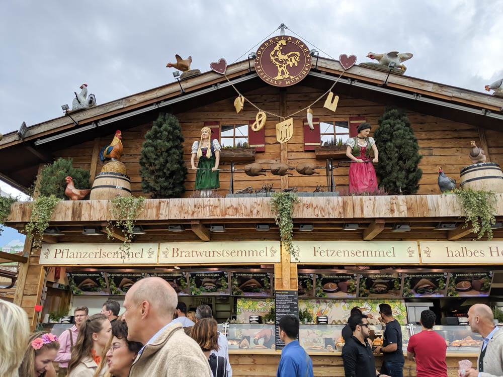 Bavarian tent   Will Oktoberfest 2021 take place? Is Oktoberfest 2021 going to be canceled? All the info you need to know like what to do, how to plan ahead, official announcements out of Munich, Germany