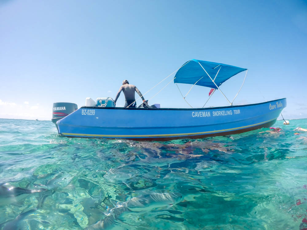 what to pack for belize snorkeling