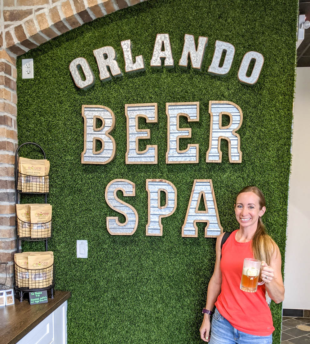 Orlando Beer Spa, My Beer Spa | The Best Things to Do in Orlando Besides Theme Parks: Orlando, Florida for adults