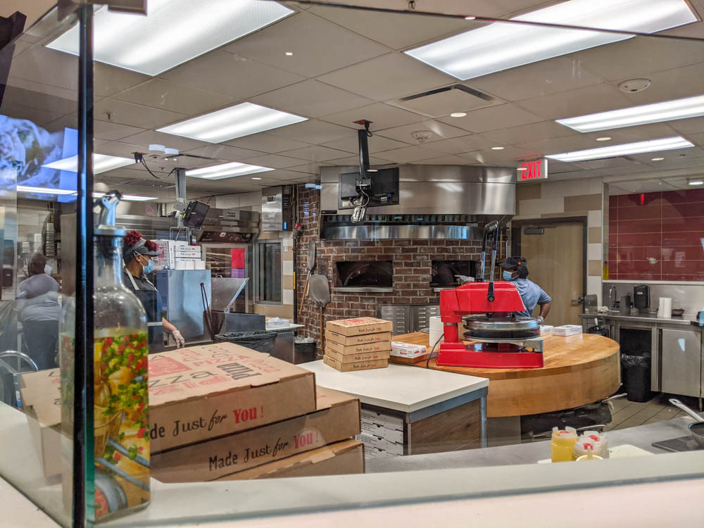 World's largest McDonalds restaurant pizza oven | The Best Things to Do in Orlando Besides Theme Parks: Orlando, Florida for adults