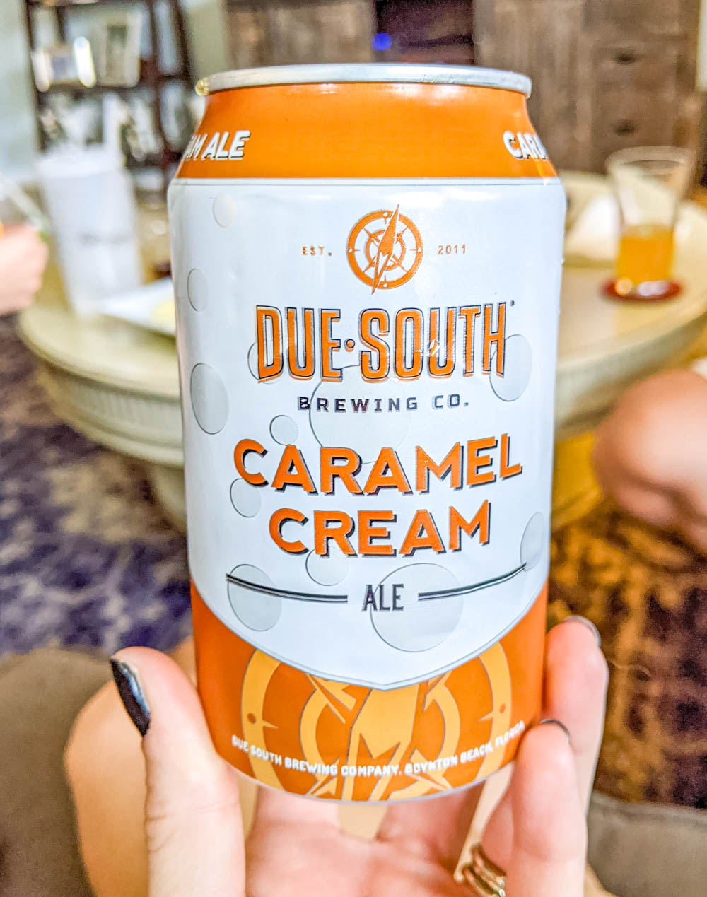 due south caramel cream ale | Awesome breweries in palm beach county, florida | craft beer and cider in west palm beach