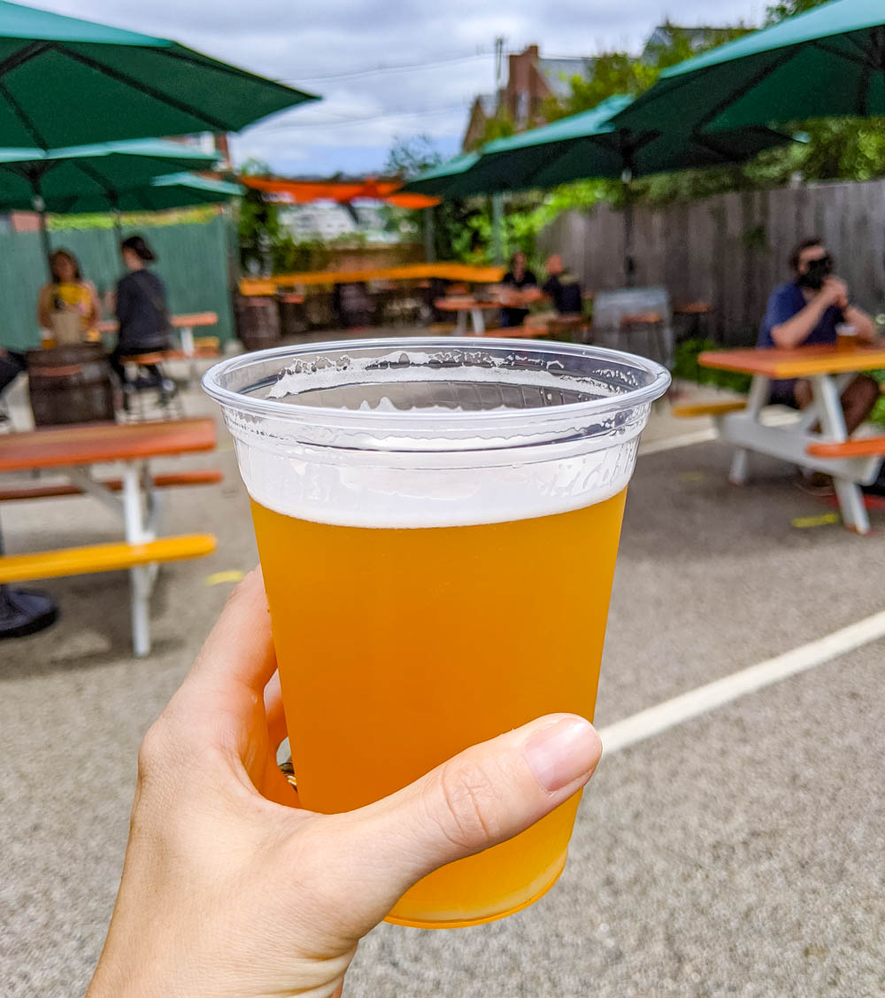 hazy ipa beer | Awesome breweries in palm beach county, florida | craft beer and cider in west palm beach